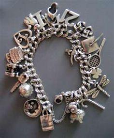 I wish my JA charm bracelet was more full :( I do love my two charms tho haha
