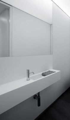 Interieurbureau Pedro Verhue | office bathroom