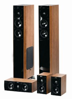 With 1060 watt of total music power, the Jamo S 606 HCS 6 package offers excellent value for money but without compromises in design or sound. Give these speakers a listen and compare them to our competitors' products. we promise you will be surprised! Jamo Speakers, Audiophile Speakers, Peeling Maske, Home Cinema Systems, Video 4k, Music Power, Av Receiver, Picture Holders, Home Technology