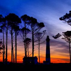 Bodie Island Lighthouse | Outer Banks | North Carolina