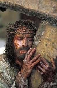 "He did it for me and you...""The Passion of the Christ""."