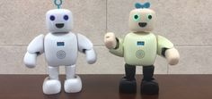 piBo, un robot de compañía que expresa sentimientos #raspberrypi #robots #robotica #robotics