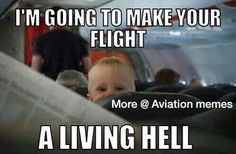 Yup. usually is sitting behind me kicking my seat