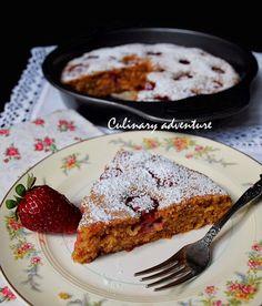 Кулинарно приключение: Ягодов сладкиш / Strawberry Cake