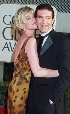Tue., Jan. 20, 2015 - Antonio Banderas Breaks Silence on Melanie Griffith Split, Says He'll ''Always Love'' His Ex  Melanie Griffith, Antonio Banderas