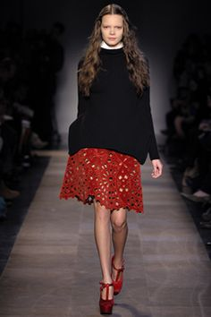 Carven Fall 2012 RTW Collection