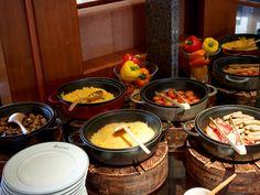 パークハイアット東京(PARK HYATT TOKYO) 『ジランドール(GIRANDOLE)』 朝食ブッフェ ジランドール ブレックファースト ブッフェ 2014年7月