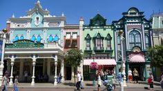 main street images | Recreation Main Street - Picture France Disneyland Paris Main Street ...