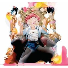 Gwen Stefani - Love.Angel.Music.Baby on Vinyl 2LP