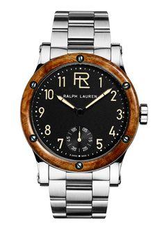 La montre RL Automotive de Ralph Lauren http://www.vogue.fr/vogue-hommes/montres/diaporama/les-belles-montres-homme-du-sihh-2015/18878/carrousel#la-montre-rl-automotive-de-ralph-lauren