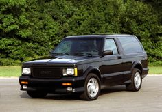 GMC Typhoon 1992–93