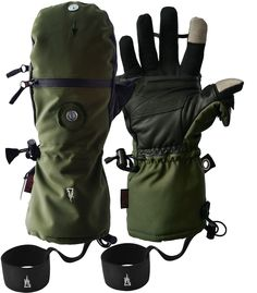 wow. I guess if you are gonna tactical ice camp you better take your mittens.