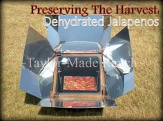 I'll Use Dehydrated Jalapenos For A Little Home-Grown SIZZLE In Our Food…