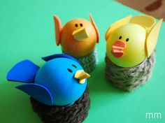 MirandaMade: Tweet Little Easter Eggs