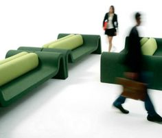 Highway Public Seating System