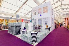 Harlequin London stand at Decorex International 2013