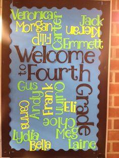 Diary of a 21st Century Teacher: bulletin boards