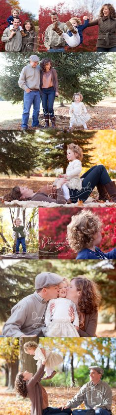outdoor family portraits, fall family pictures, toddler with mom and dad, outdoor baby photography © Dimery Photography 2013