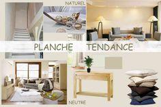 Planche Tendance d'un salon nature