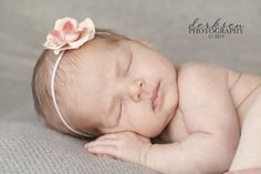 newborn photography, precious and not about the props. The baby is the subject, not part of the scenery.