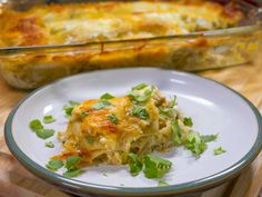 Spicy Green Chili Chicken Lasagna | 12 Tomatoes - MasterCook