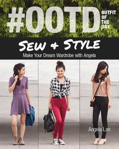 This in-depth guide turns beginning garment sewers into fashion designers! Fourteen-year-old clothing designer Angela Lan of lovespunk.com teaches teens and tweens to design their own wardrobes from 6classic looks—then shows them how to alter patterns for a completely different style! A skill-building approach to garment-sewing basics—such as choosing the right fabric and installing zippers—makes for a professional, store-bought finish every time.
