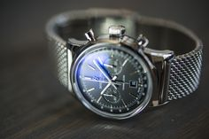 The Breitling Transocean Chronograph 38
