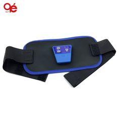 Dropshipping Gezondheidszorg Afslanken Body Massage riem AB Gymnic Electronic Muscle Arm been Taille Massager Belt