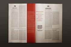 The Jazz 09 Journal on Behance - http://designspiration.net/image/4005494510312/