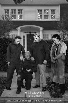 Wes definitely was one of the BEST master's of horror. He will be missed.