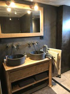 binnenkijken bij michelle73 - De Industriële badkamer is ook bijna klaar! Mini-spa gevoel