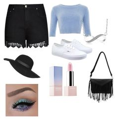 """""""Untitled #4"""" by spunkyblonde101 on Polyvore featuring beauty, City Chic, Vans, Topshop and Sephora Collection"""