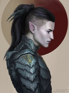 Dungeons & DragonsYou can find Dark elf and more on our website. Fantasy Male, Fantasy World, Dark Fantasy, Elves Fantasy, Elf Characters, Dungeons And Dragons Characters, Fantasy Characters, Inspiration Drawing, Fantasy Inspiration