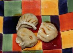Spicy Chicken Dumplings