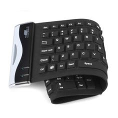 Flexible USB Keyboard (104 Keys)