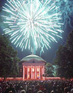 Virginia Fireworks