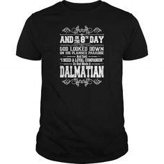 Cool On 8th Day God Looked Down Made Doberman TShirts  Mens TShirt Shirts & Tees