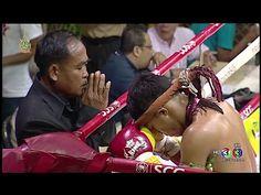 บลอกโพสตใหม: ศกจาวมวยไทยชอง 3 ลาสด เพชรมะกอก Vs พญาหลวง 3/4 2 กรกฎาคม 2559 ยอนหลง Muaythai... http://ift.tt/2axZN60