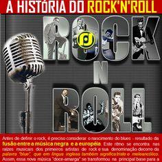 Rock'n'roll – Como tudo começou http://oblogdojf.blogspot.com.br/2015/03/rocknroll-como-tudo-comecou.html
