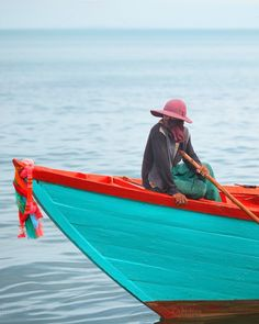 Traditional asian fishing. by sweet spot on Creative Market