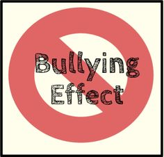 Simplicity with a Bow: Stop The Bullying Effect