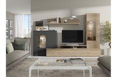 Tv Cabinet Design, Tv Wall Design, Living Room Tv Cabinet, Living Room Decor, Tv Furniture, Furniture Design, Decoration Design, Modern Bedroom, Diy Home Decor