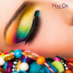 Nail Or #makeup #details