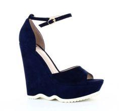 Модная обувь на платформе: лето 2014
