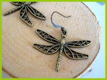 Ohrhänger*Vintage Libellen* von  CLARKIkind
