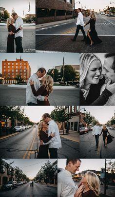Home · Elizabeth Lloyd is a St. Louis based Wedding photographer who also photographs destination we - City Engagement Session St.