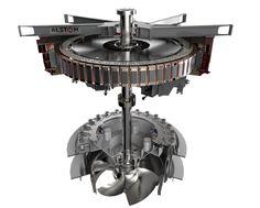 Alstom, hydro turbine generaror unit