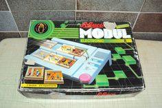 Schuco Modul B Electronic 6172 Baukasten komplett | eBay