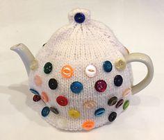 Button Box Tea Cosy by All the Fun of the Fair