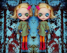 Anyone????   39/52 Weeks of Blythe by Shannon_Taylor, via Flickr